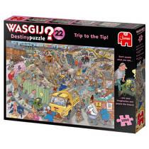 WASGIJ DESTINY 22 - ALLES OP EEN HOOP! (