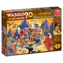 WASGIJ RETRO ORIGINAL 5 - LAST-MINUTE BO