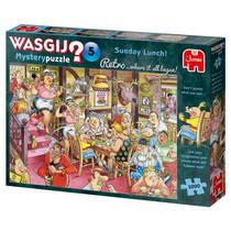WASGIJ RETRO MYSTERY 5 - ZONDAGSE LUNCH!