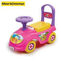 Little Lot Mijn eerste ride-on loopwagen - roze