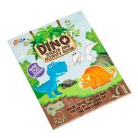 Grafix dinosaurus opdrachtenboekje en stickerboek