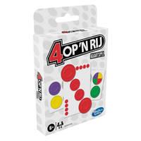 Vier op 'n rij kaartspel