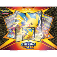 POKÉMON TCG SF PIKACHU V BOX