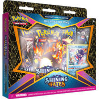 Pokémon Trading Card Game Shining Fates Mad party pin collectie Mr. Rime