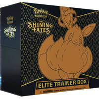 Pokémon Trading Card Game Shining Fates Elite Trainer box