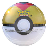 Pokémon Trading Card Game Pokeball tin