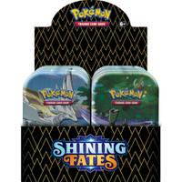 Pokémon Trading Card Game Shining Fates mini tin