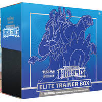 POKÉMON TCG SSBS ELITE TRAINER BOX