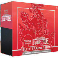 Pokémon TCG Sword & Shield: Battle Styles Elite Trainer box