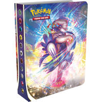 Pokémon Trading Card Game Sword & Shield Battle Styles collectors album en booster