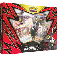 Pokémon TCG Urshifu Single Strike V box
