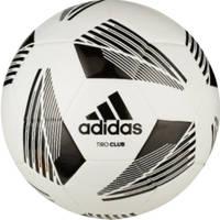 Adidas Tiro Club voetbal - maat 5 - zwart/wit