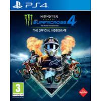PS4 Monster Energy Supercross 4