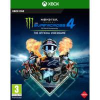 Xbox One Monster Energy Supercross 4