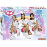 K3 puzzel Dromen Sport - 104 stukjes