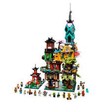 LEGO NINJAGO 71741 STADSTUINEN