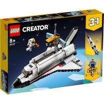 LEGO Creator ruimteraket avontuur 31117