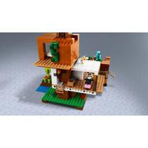 LEGO MINECRAFT 21174 DE MODERNE BOOMHUT