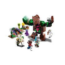 LEGO MINECRAFT 21176 DE JUNGLECHAOS