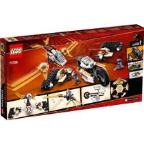 LEGO NINJAGO 71739 ULTRASONE AANVAL