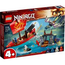 LEGO Ninjago laatste tocht van Destiny's Bounty 71749