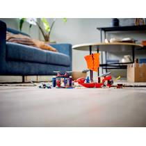 LEGO NINJAGO 71749 LAATSE VLUCHT VAN DE