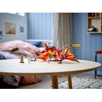 LEGO NINJAGO 71753 VUURDRAAK AANVAL