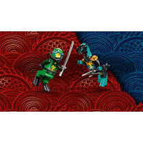 LEGO NINJAGO 71750 LLOYD'S HYDRO MECH