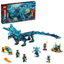 LEGO Ninjago waterdraak 71754