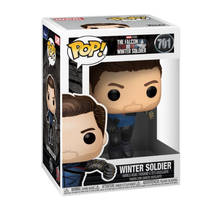 Funko Pop! figuur The Falcon and the Winter Soldier Winter Soldier