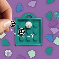 LEGO DOTS 41928 TASSENHANGER NARWAL