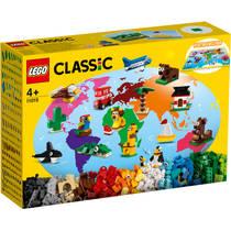 LEGO Classic Rond de wereld 11015