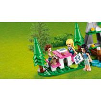 LEGO FRIENDS 41681 BOSCAMPER EN ZEILBOOT