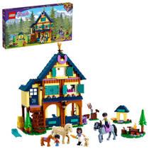 LEGO Friends paardrijbasis in het bos 41683