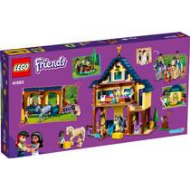 LEGO FRIENDS 41683 PAARDRIJDBASIS IN HET