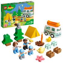 LEGO DUPLO familie camper avonturen 10946