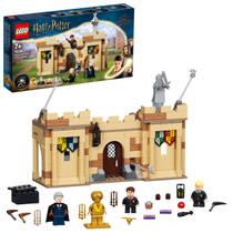 LEGO Harry Potter Zweinstein eerste vliegles 76395