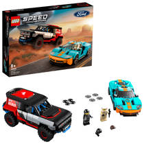 LEGO Speed Champions Ford GT Heritage Edition en Bronco R 76905