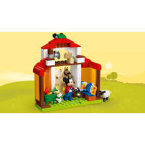 LEGO 4+ 10775 MICKEY MOUSE & DONALD DUCK