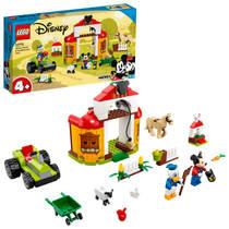 LEGO Disney Mickey Mouse en Donald Duck boerderij 10775