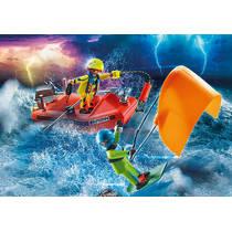 PLAYMOBIL 70144 KITESURFERREDDING M BOOT