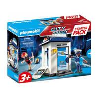 PLAYMOBIL starterpack politie 70498