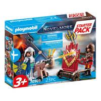 PLAYMOBIL starterpack Novelmore uitbreidingsset 70503
