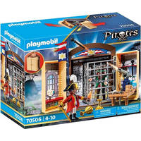 PLAYMOBIL speelbox piratenavontuur 70506