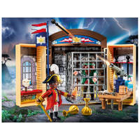 PLAYMOBIL 70506 SPEELBOX PIRATENAVONTUUR