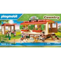PLAYMOBIL 70510 PONYKAMP AANHANGER