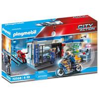 PLAYMOBIL City Action ontsnapping uit de gevangenis 70568