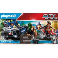 PLAYMOBIL 70570 POLITIE SUV