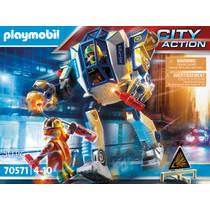 PLAYMOBIL 70571 POLITIEROBOTS