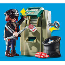 PLAYMOBIL 70572 POLITIEMOTOR
